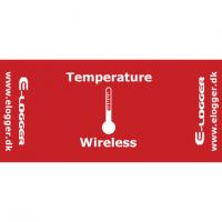 Temperatur datalogger trådløs